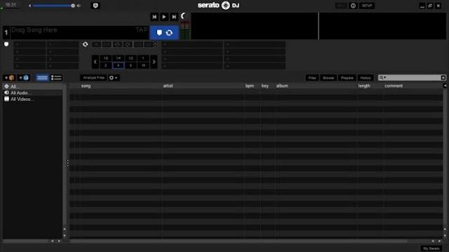 Screenshot Serato DJ Pro 2.2.2 Build 3 Full Version