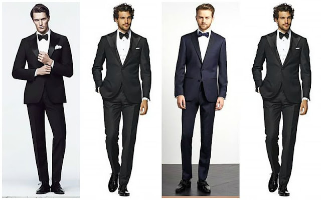 What To Wear To Black Tie Wedding Men