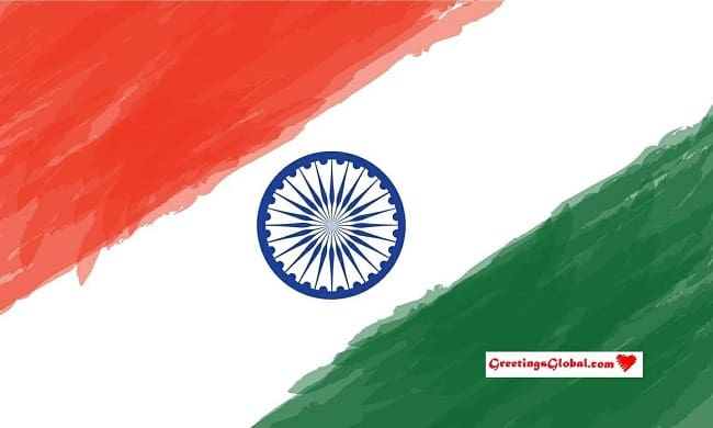 flag of india 2020