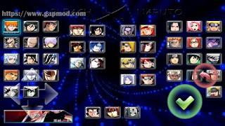 Download Bleach vs Naruto v3.0 Apk
