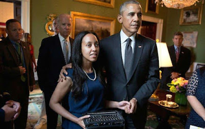 Haben Girma, First Deaf-Blind Student to Graduate from Harvard Law School.