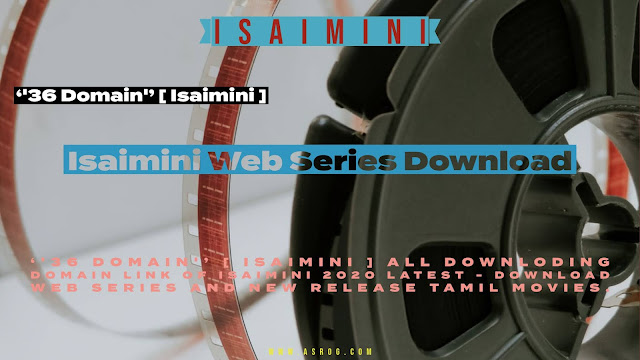 Isaimini  New Website 2020