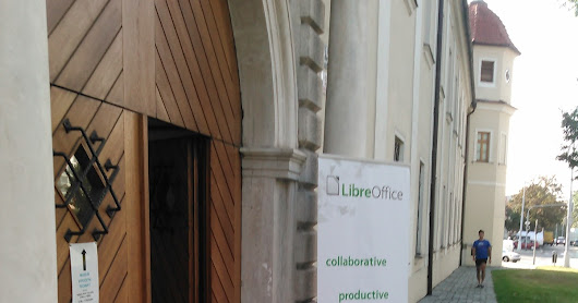 LibreOffice Conference 2016 Brno (or my hospital life in Czech)
