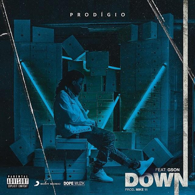 Prodígio  - Down (Feat. G Son) [Reap Hip Hop] (2o19)