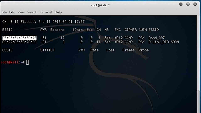 How To Hack WiFi : Cracking WPA2-PSK Secured Wi-Fi Password Using Kali Linux - Ethical Hacking