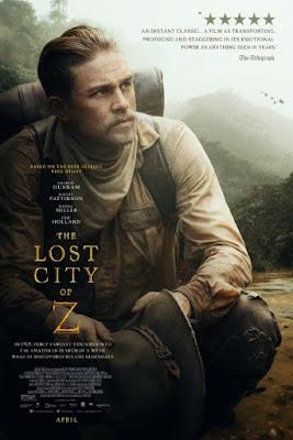 Sinopsis / Alur Cerita Film The Lost City of Z (2017)