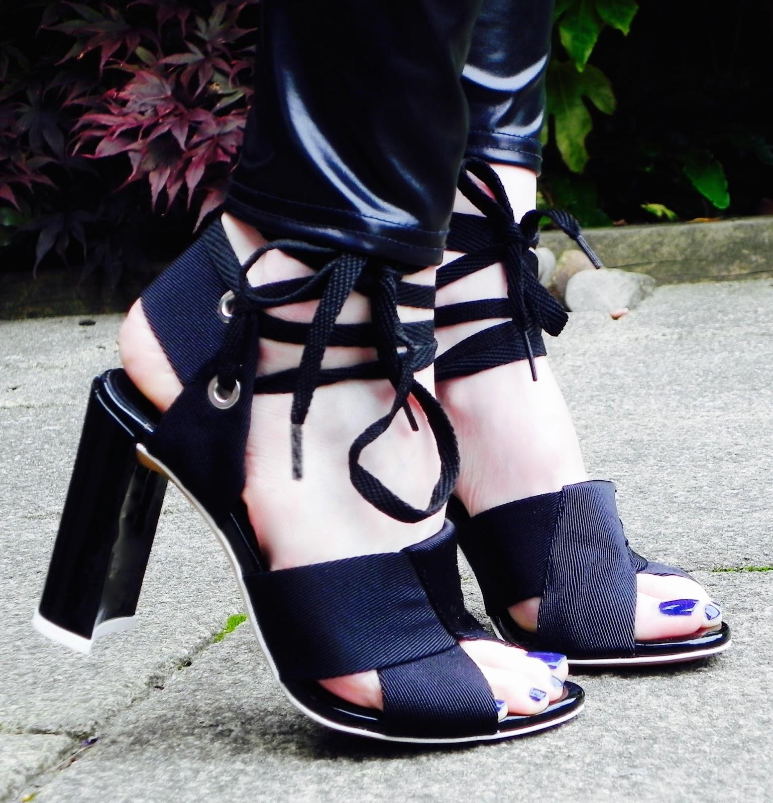Topshop unique shoes