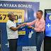 Tigo Yatoa Zawadi kwa Washindi wa Promosheni ya Nyaka Nyaka Bonus