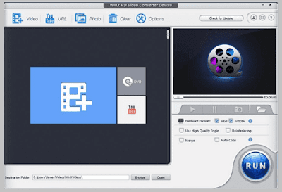 تحميل برنامج  WinX Video Converter