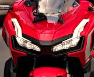 REVIEW,SPESIFIKASI DAN GAMBAR MOTOR HONDA ADV 150