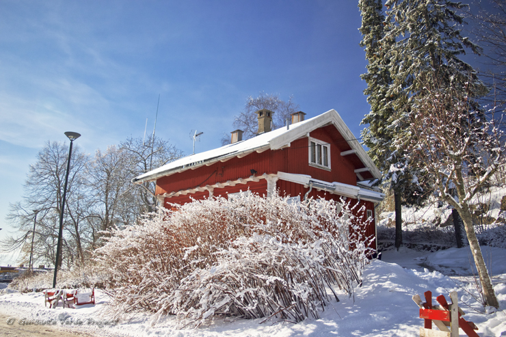 Invierno, Oslo, por El Guisante Verde Project