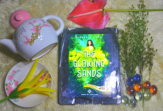 The Glowing Sands (Sons of the Sand #3) Kimberly Loth | ARC | A Book Review by iamnotabookworm!