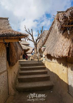 Dusun Sade, Lombok, Nusa Tenggara Barat