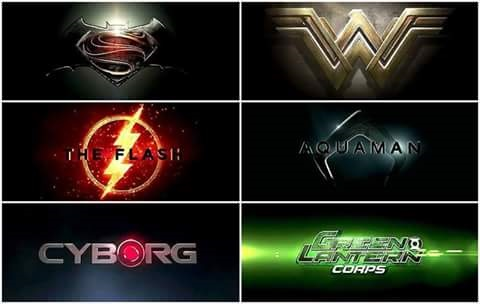 Títulos Liga da Justiça