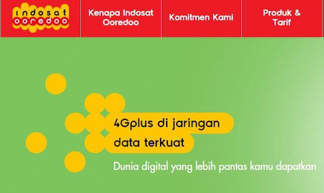 "Daftar Harga Paket Internet Indosat ""ooredoo"""