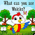 What Can You See Wakiko? by Wassila Sayid