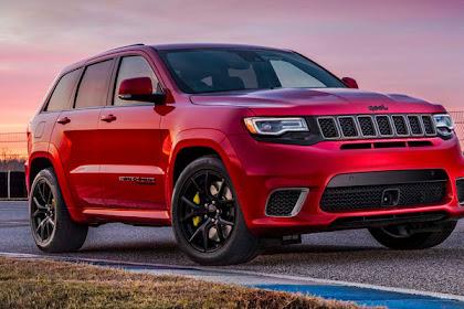 Jeep Grand Cherokee SRT 2018 Review, Specs, Price