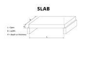 SLABS : One-way slab and Two way slab