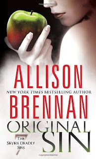 Book Review: Original Sin by Allison Brennan
