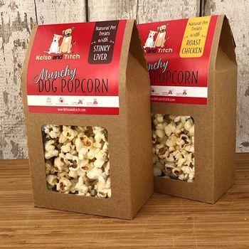Dog Popcorn