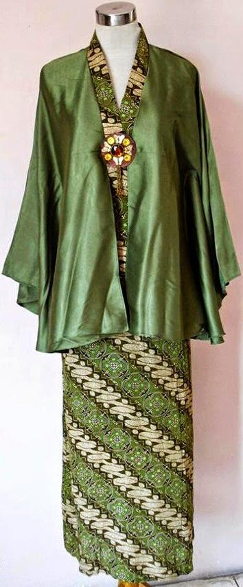 Model Baju Batik Pesta Untuk Orang Gemuk - Seputar Model