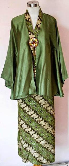 Model Kebaya Bali