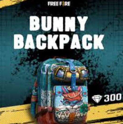 Bunny Backpack FF