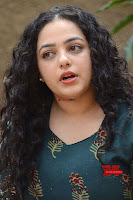 Nithya Menon promotes her latest movie in Green Tight Dress ~  Exclusive Galleries 022.jpg