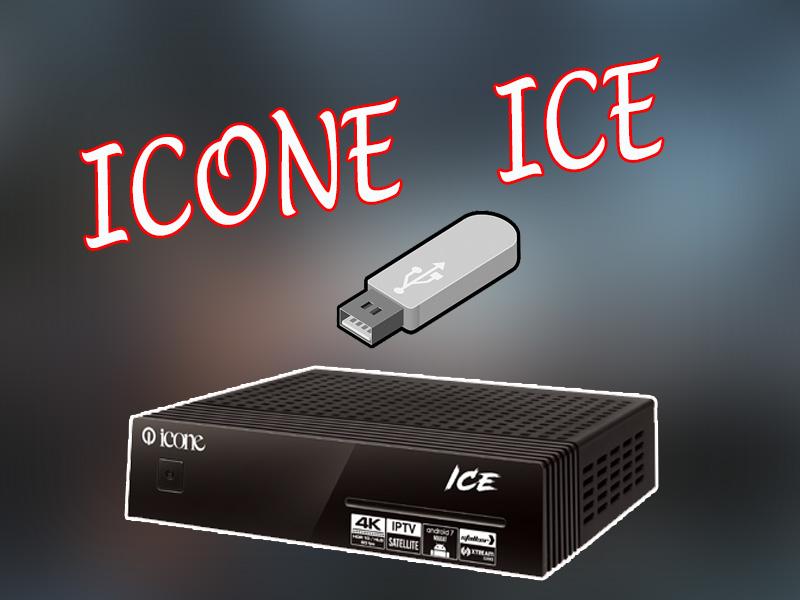 ملف قنوات رائع مع مفضلات جهاز إيكون ICONE ICE