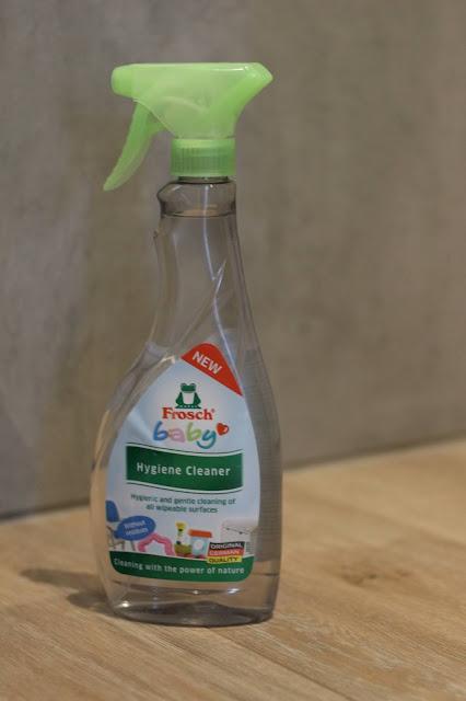 Frosch baby čistič