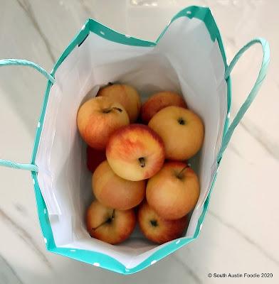 Gala apple hand pies