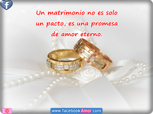 Poemas Para Matrimonio Catolico : Fotos con frases de matrimonio para etiquetar en facebook