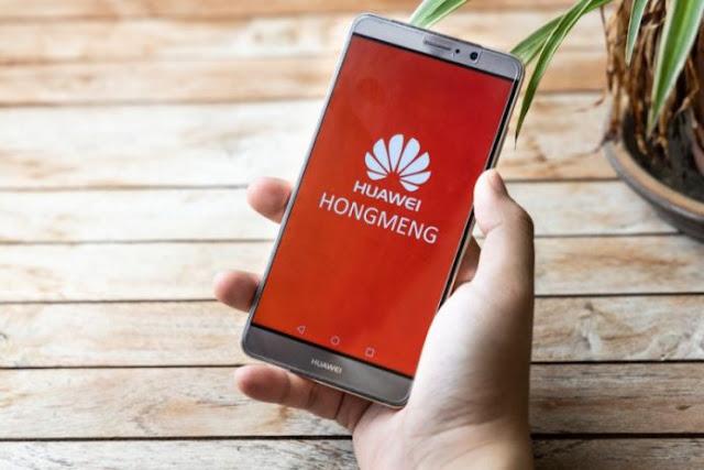 OS Huwaei Hongmeng lebih cepat dari Android, tersedia musim semi