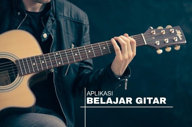 5 Aplikasi Belajar Gitar