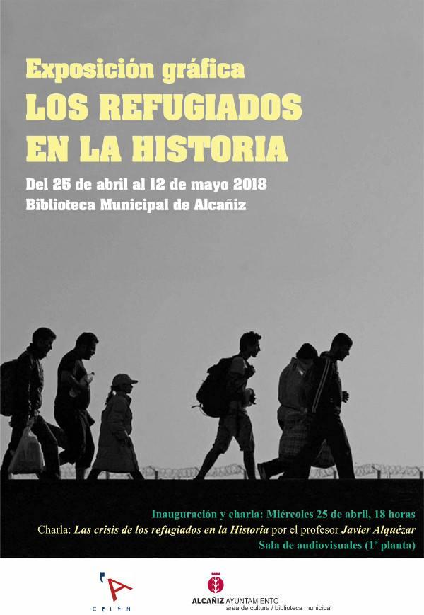Los refugiados en la historia