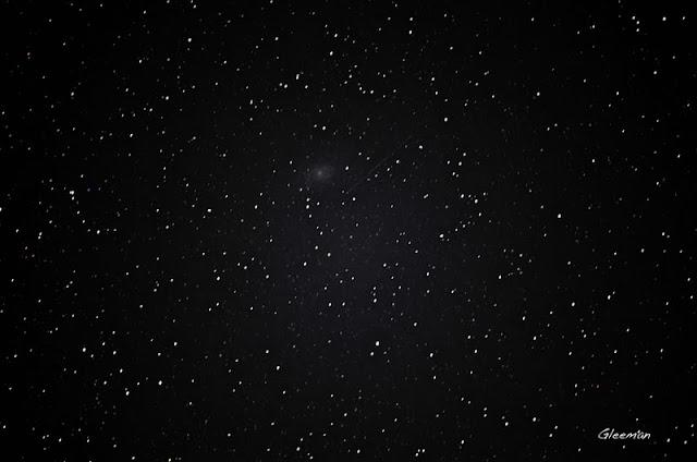 Pentax K5 + O-GPS1 LPS-P2 filter /英仙座的M33漩窩星系 Triangulum Galaxy