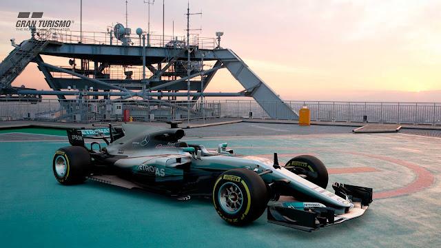 Gran Turismo Sport prepara actualización con diverso contenido (1.23)