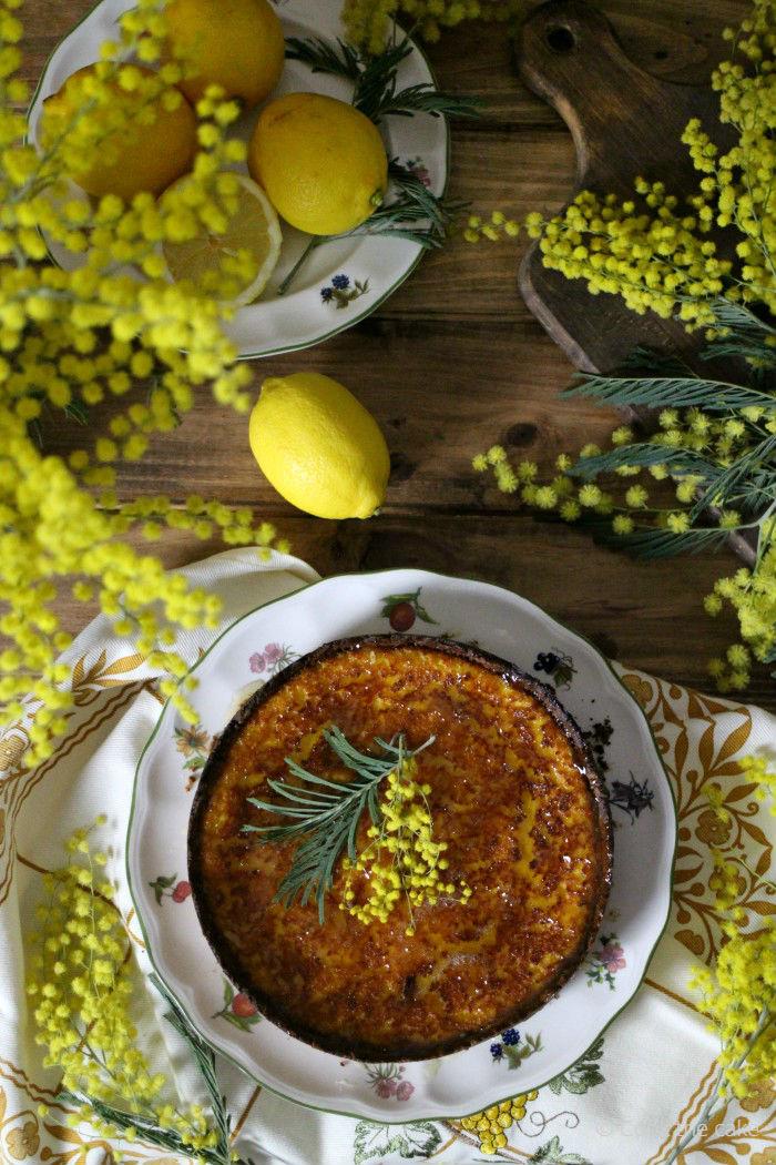 ricotta-pie, cheesecake-de-ricotta receta-de-Malta, maltese-recipe