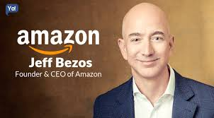 Success story of Jeff Bezos