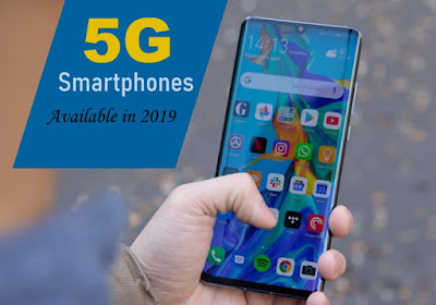 8 best 5G smartphones available in 2019