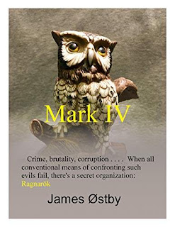 Mark IV - Literary fiction by James Ostby