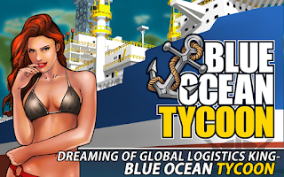 Blue Ocean Tycoon Mod Apk v1.0.12.3 (Unlimited Money) Terbaru