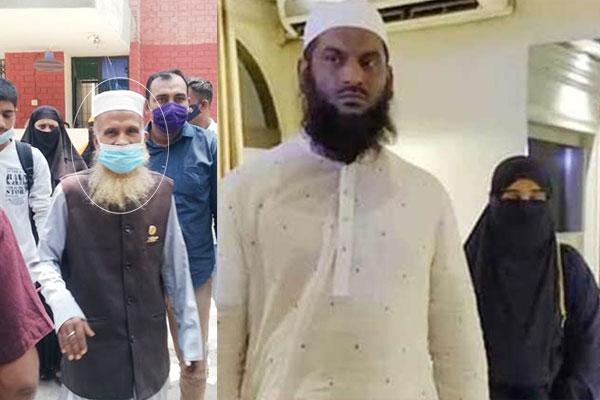 Mamunul Haque's father-in-law Oliyar Rahman is in police custody