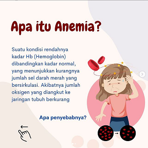 penyebab anemia pada remaja
