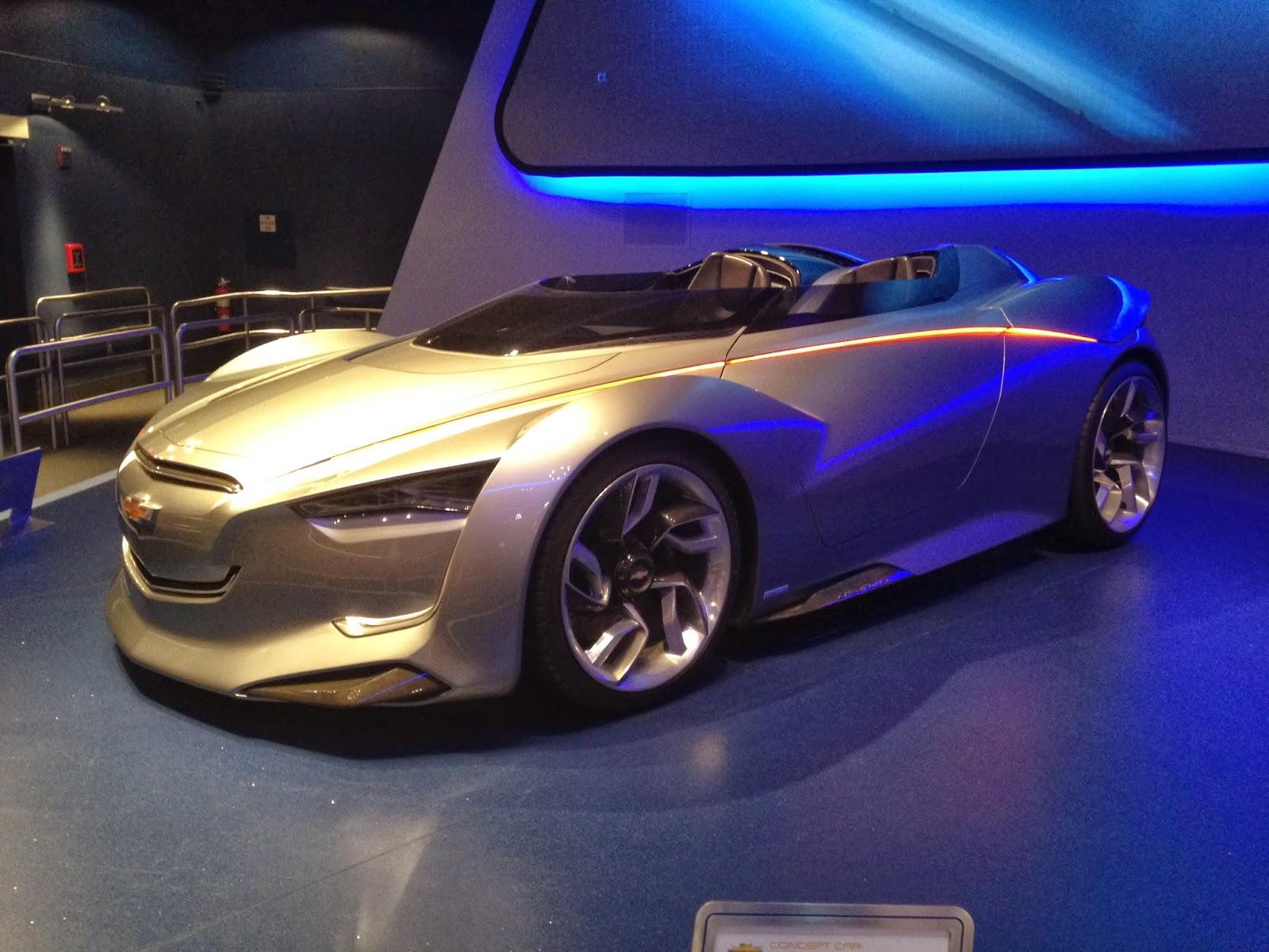 Hoselton Auto Mall: Chevrolet Miray Concept Car
