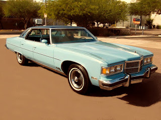 1975 Pontiac Grand Ville Front Right
