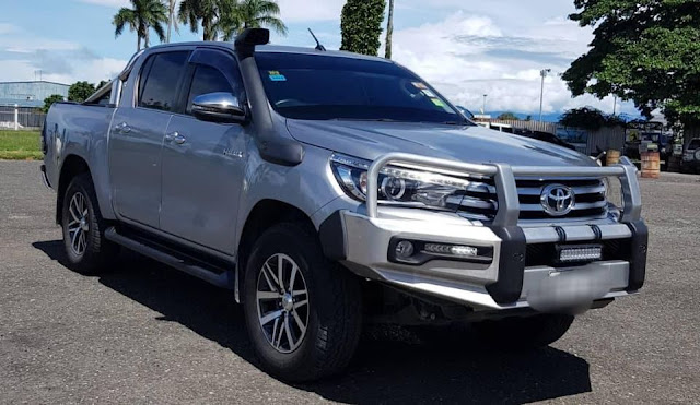 Toyota Hilux 6th Element on Sale in Lae