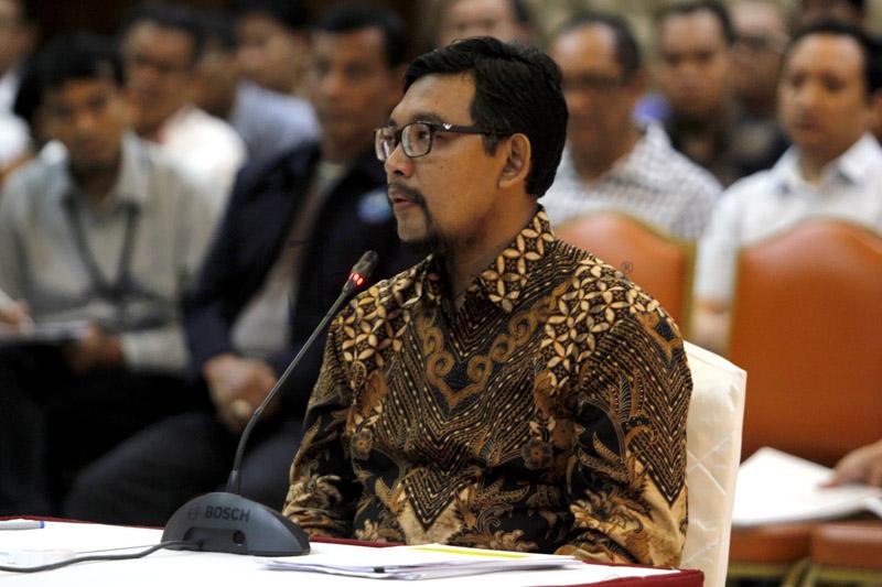 Ironis! Giri Suprapdiono Seorang Mantan Pekerja PBB & Pengajar Wawasan Kebangsaan, Justru Tak Lulus TWK KPK