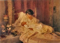 FINE ART IMAGE by FRENCH ARTIST CARLTON ALFRED SMITH