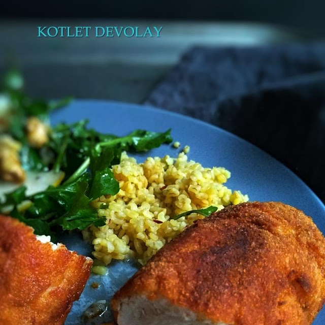 Devolay (kotlet de Volaille)